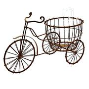 Wrought Iron Decorative Tricycle Planter Stand   Manufacturing Services for sale in Akwa Ibom State, Uyo