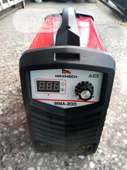 Maxmech MMA 200 Amps Inverter Welding Machine. | Electrical Equipments for sale in Lagos State, Ilupeju