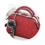 Fashion Portable Female Handbag -RED | Bags for sale in Lagos State, Ikeja