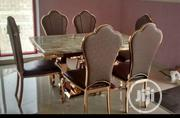 Durable Royal Marble Dinning | Furniture for sale in Abuja (FCT) State, Utako
