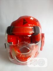 Full Face Century Headgear With Shield | Fitness & Personal Training Services for sale in Lagos State, Ojodu