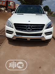 Mercedes-Benz M Class 2013 White | Cars for sale in Lagos State, Lagos Mainland