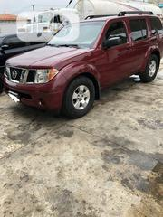 Nissan Pathfinder 2005 LE 4x4 Red | Cars for sale in Lagos State, Ikotun/Igando