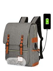 Anti-theft Laptop Backpack Now Selling On Grineria Store | Bags for sale in Lagos State, Ikeja