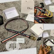 Dior Unisex Belt Available As Seen Order Yours Now | Clothing Accessories for sale in Lagos State, Lagos Island