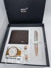 Mont Blanc Wristwatch Set Available As Seen Order Yours Now | Watches for sale in Lagos State, Lagos Island
