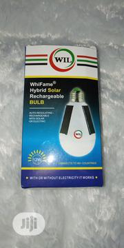 Hybrid Solar Rechargeable Bulb | Solar Energy for sale in Lagos State, Magodo