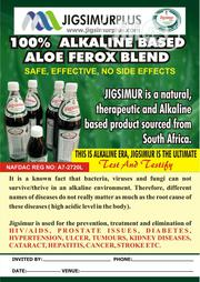 Jigsimur Alkaline Natural and Therapeutic Product | Vitamins & Supplements for sale in Oyo State, Ibadan South West