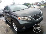 Lexus RX 2013 350 F SPORT AWD Gray | Cars for sale in Rivers State, Port-Harcourt