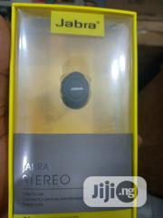 Jabra Stereo Bluetooth Headset | Accessories for Mobile Phones & Tablets for sale in Lagos State, Ikeja