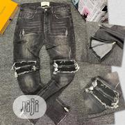 OMG Quality Men's Designers Jeans | Clothing for sale in Lagos State, Lagos Island