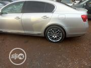 Lexus GS 2009 350 Silver | Cars for sale in Abuja (FCT) State, Central Business District
