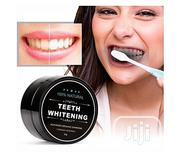 Organic Activated Charcoal Teeth Whitening Powder | Bath & Body for sale in Lagos State, Mushin
