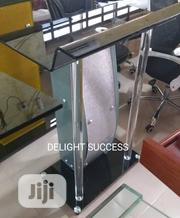 Original New Designs Modern Church Glass Pulpit   Furniture for sale in Lagos State, Ojo