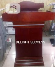 Original Quality Quaranteed Wooden Modern Church Pulpit | Furniture for sale in Lagos State, Ojo