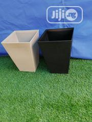 Quality Black And White Flower Pots And Planter | Garden for sale in Imo State, Ihitte/Uboma