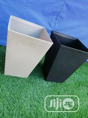Fancy Black Flower Pot/Planter For Sale | Garden for sale in Anambra State, Idemili South