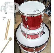 Premier School Drum With Accessories- 3 Pieces | Musical Instruments & Gear for sale in Lagos State, Ojo