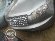Infiniti FX35 2007 Base 4x4 (3.5L 6cyl 5A) Gray | Cars for sale in Lagos State, Amuwo-Odofin