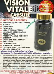 Norland Vision Vitale Cap, Total Cure for Glaucoma, Cataract, Etc | Vitamins & Supplements for sale in Lagos State, Surulere