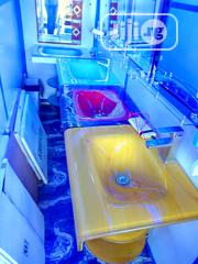 Glass Basins | Building Materials for sale in Lagos State, Orile