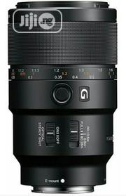 Sony 90mm G Mater Lens 2.8 Mega | Accessories & Supplies for Electronics for sale in Lagos State, Ikeja