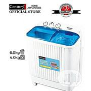 Century 6kg Twin-tub Washing Machine (6kg Wash / 4kg Spin) | Home Appliances for sale in Plateau State, Jos South