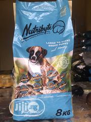 Nutribyte Large Breed Dog Food | Pet's Accessories for sale in Lagos State, Agege