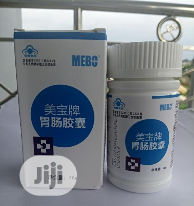 Mebo GI For Permanent Natural Cure For Reoccurring Ulcer/Constipation