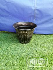 Quality Black Round Flower Pot For Sale | Garden for sale in Delta State, Isoko