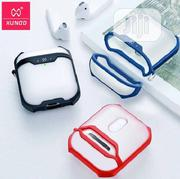 Shockproof Transparent Defender Case for Airpods 1/2 | Accessories & Supplies for Electronics for sale in Lagos State, Ikeja