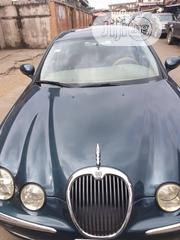 Jaguar S-Type 2003 Green | Cars for sale in Lagos State, Surulere