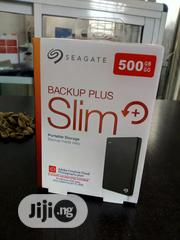 500GB Seagate Backup Plus 2.5 External HDD | Computer Hardware for sale in Lagos State, Ikeja