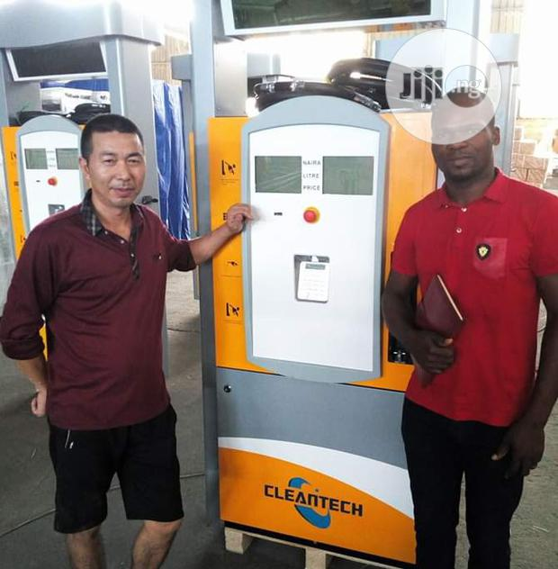 Archive: Fuel Dispenser