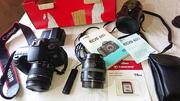 Canon 60D With 18-55 and 50mm Lens | Photo & Video Cameras for sale in Ondo State, Akure