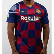 Barcelona Fc Home Jersey for Men 2019/2020 Season | Clothing for sale in Lagos State, Lagos Island