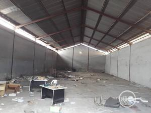 Warehouse For Lease At Ajao Estate