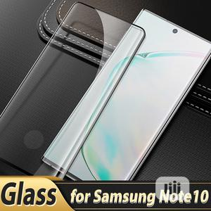 Galaxy Note 10 +/ Note 10 Dome Glass Tempered Glass Screen Protector