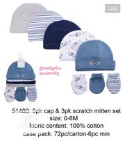 Baby Cap Set | Children's Clothing for sale in Lagos State, Ajah