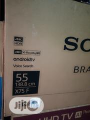 SONY Bravia Andriod 55inch | TV & DVD Equipment for sale in Lagos State, Ikeja