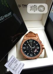 Male Brown TAG Wristwatch   Watches for sale in Lagos State, Ikeja