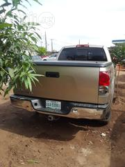 Toyota Tundra 2008 Gold | Cars for sale in Lagos State, Lagos Mainland