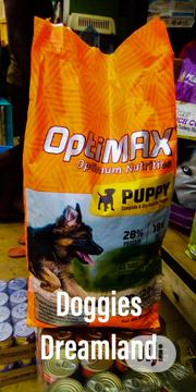 Optimax Puppy 10kg | Pet's Accessories for sale in Abuja (FCT) State, Kubwa