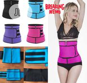 Women Hot Sweat Neoprene Waist Trainer Corset Trimmer Belt | Tools & Accessories for sale in Abia State, Aba North