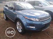 Land Rover Range Rover Evoque 2014 Blue | Cars for sale in Abuja (FCT) State, Kubwa