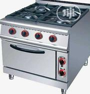 Original 4burners Industrial Gas Cooker | Restaurant & Catering Equipment for sale in Lagos State, Ojo