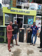 Standard Quality Of High Class Speaker Model HCW 15 Lha | Audio & Music Equipment for sale in Lagos State, Ojo