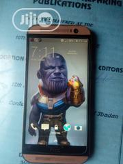 HTC One M8s 32 GB Gold | Mobile Phones for sale in Oyo State, Akinyele