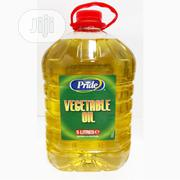 Pride Veg Oil 5litrs | Meals & Drinks for sale in Lagos State, Lagos Island