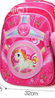 Lovely Bag To School Back Pack For Girls | Babies & Kids Accessories for sale in Lagos State, Egbe Idimu